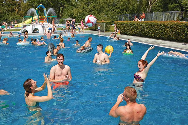 Ferienpark Marveld Recreatie - Freibad