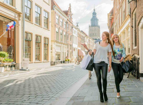 Camping Achterhoek - Hansestadt Zutphen entdecken