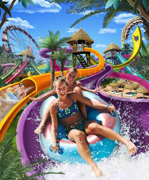 Abenteuerpark Hellendoorn - Slidepark