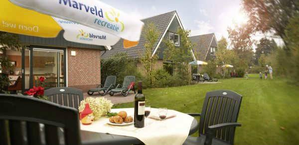 Ferienhaus in Holland - Ferienpark Marveld Recreatie