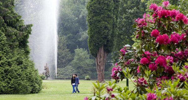Das Volkspark in Enschede