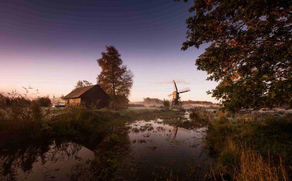 Camping bei Giethoorn - Weerribben Wieden