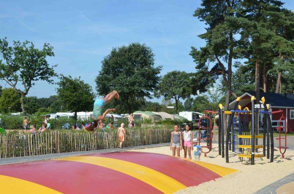 Campingurlaub in Holland - Spielplatz De Molenhof