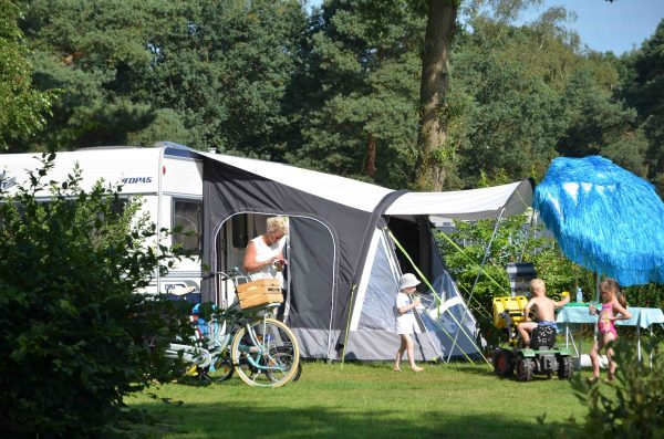 Camping in Enschede