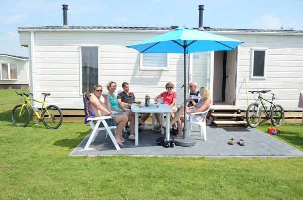 Mobilheim in Holland - Campingplatz IJsselstrand