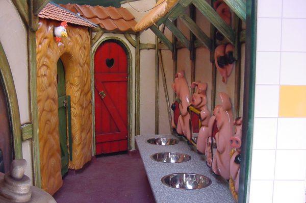 Campingplatz De Molenhof - Sanitär für Kinder