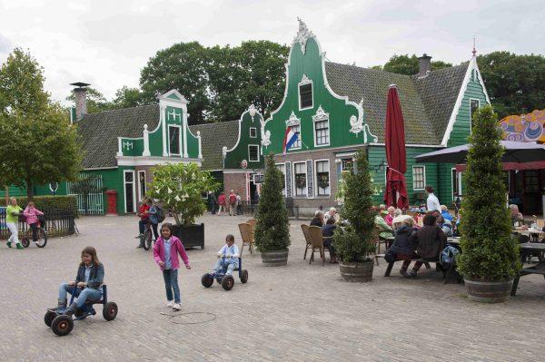 Camping bei Arnheim - Holland Erlebnismuseum