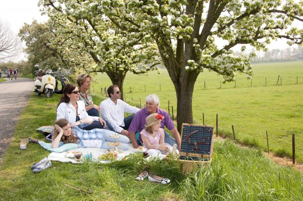 Last Minute Angebote Ostern - Picknick im Rivierenland