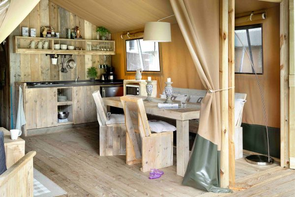 Campingplatz De Wildhoeve - Safarizelt