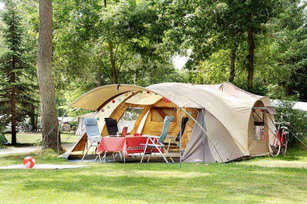 Camping in der Veluwe - Campingplatz De Wildhoeve