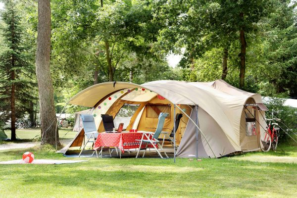 Campingurlaub in Holland - De Wildhoeve
