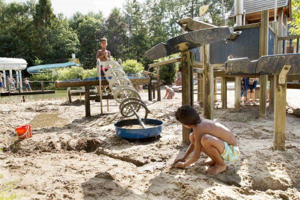 Camping mit Spielplatz - De Wildhoeve