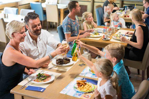 Campingplatz mit Restaurant - De Zandstuve