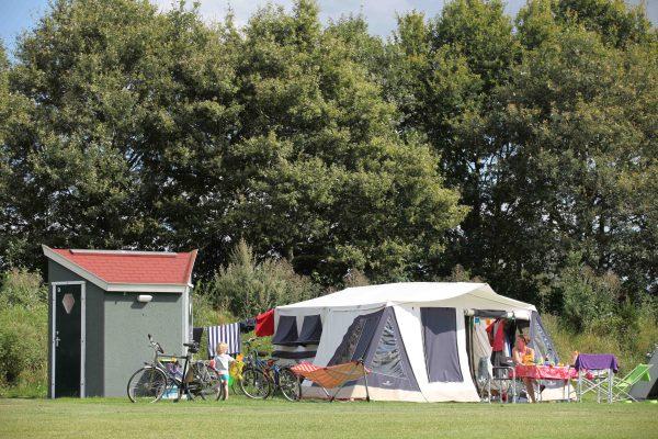Camping mit Privatsanitär - Ferienpark De Twee Bruggen