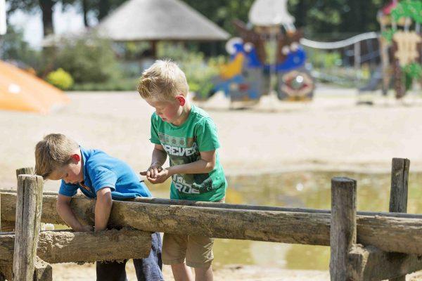 Camping mit Kindern - Spielplatz De Twee Bruggen