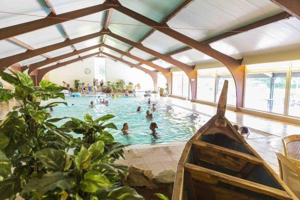 Camping mit Schwimmbad - De Twee Bruggen