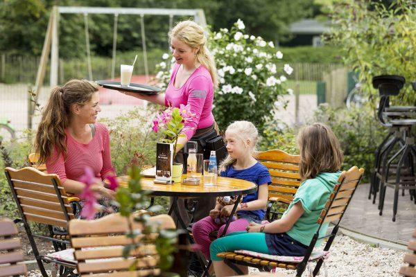 Campen mit der Familie in Holland - De Twee Bruggen