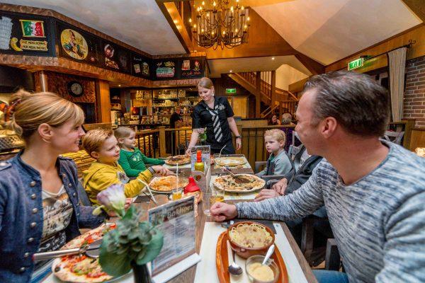 Campingplatz mit Restaurant - Ferienpark Marveld Recreatie