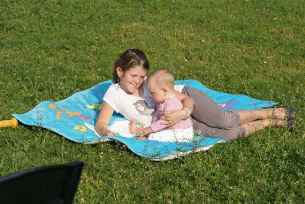 Ferienpark 't Akkertien - Zelten mit Baby