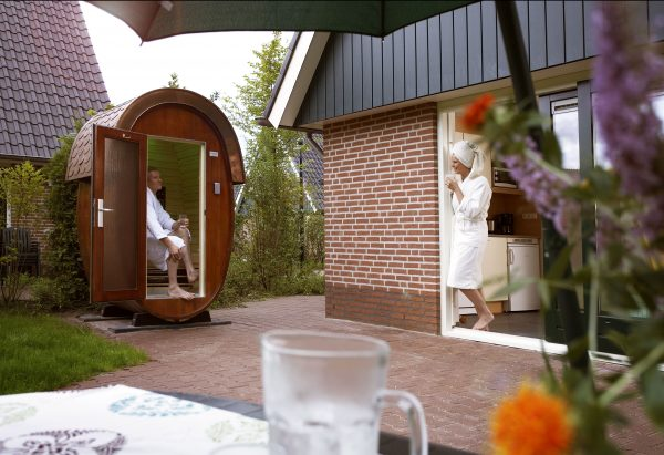 Luxus Ferienhaus in Holland mit Hund - Ferienpark Marveld Recreatie