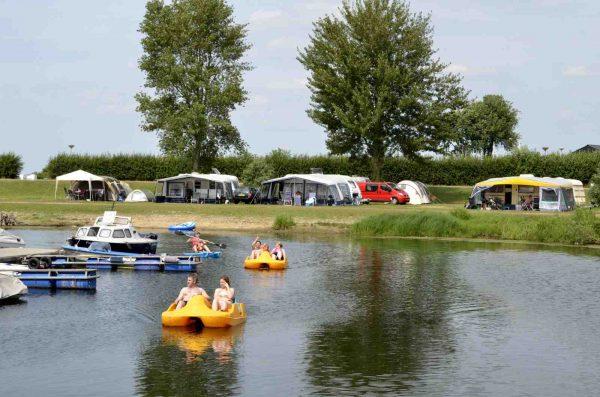 Campingplatz IJsselstrand - Campingplatz am Wasser