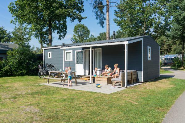 Campingplatz De Zandstuve - Verandachalet Stiefje