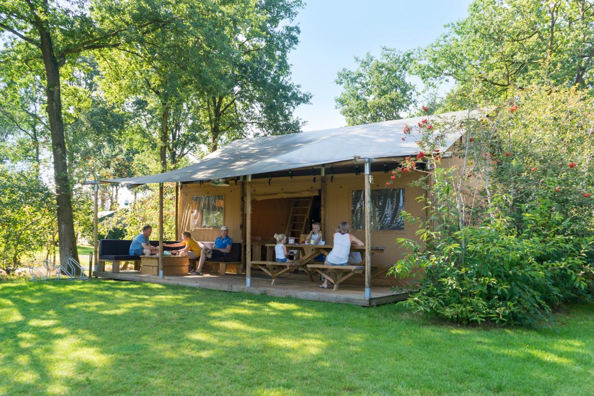 Campingplatz De Zandstuve - Verandalodge