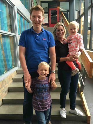 Familie Hagendoorn von Ferienpark Beerze Bulten