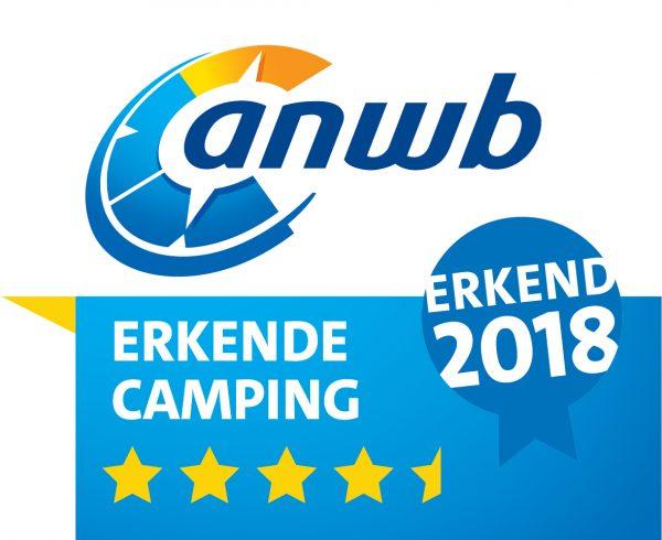 ANWB Erkende Camping 2018