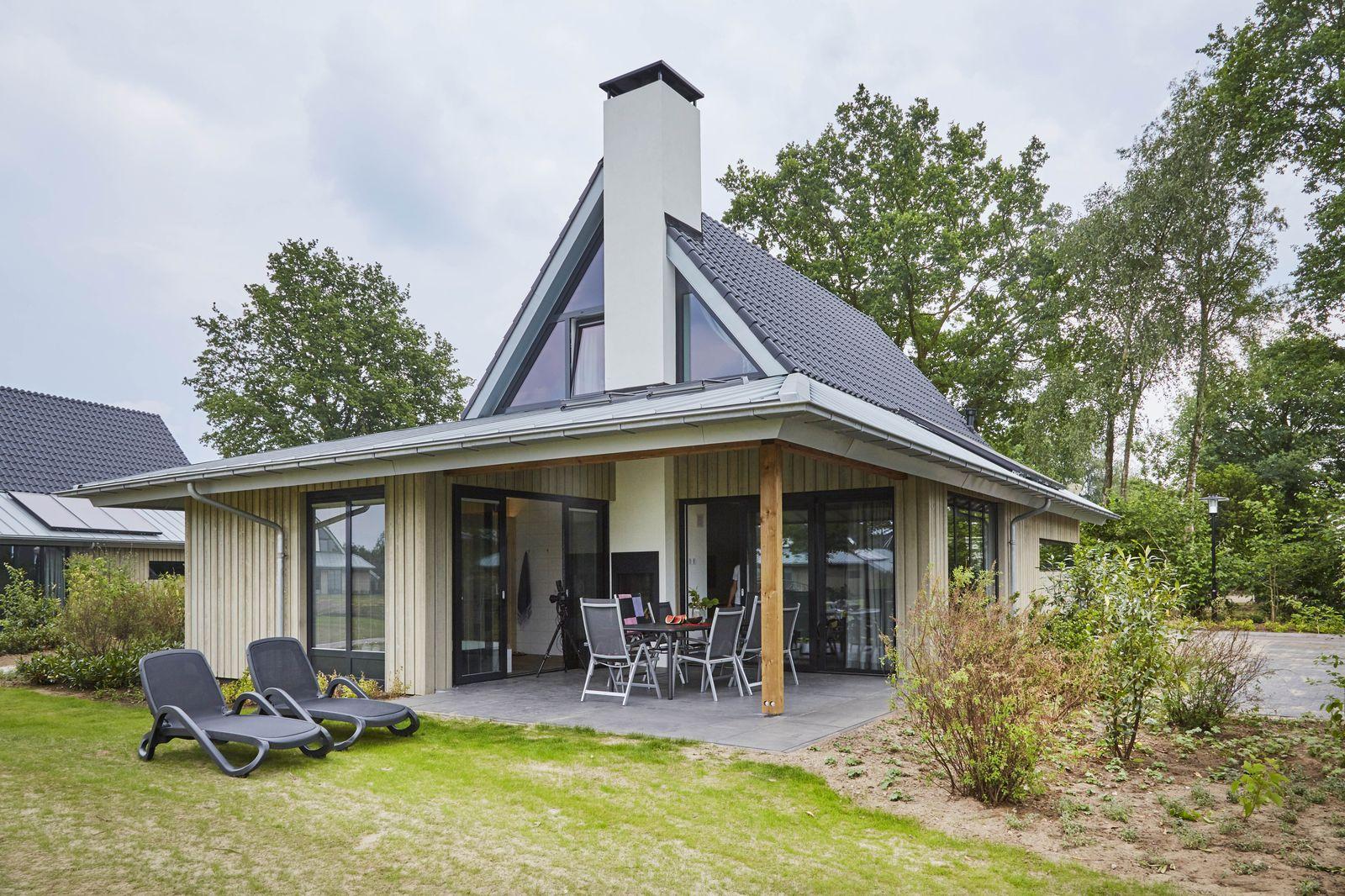 Ferienpark Marveld Recreatie - Luxus Villa Am Teich