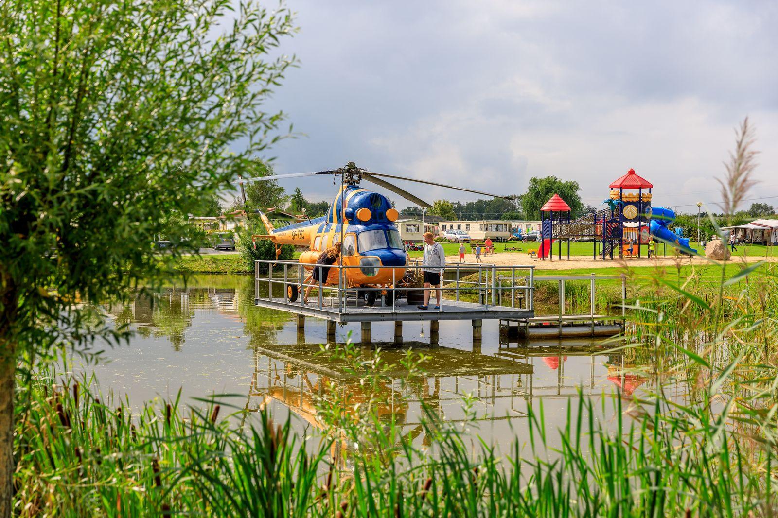 Ferienpark Akkertien - Helikopter