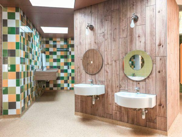 Ferienpark Beerze Bulten - Erneuertes Sanitärgebäude